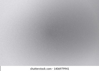 Brushed silver metallic foil surface, abstract texture background