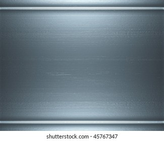 Brushed Steel. Texture or background