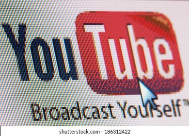 BRUSSELS - APRIL 09: Turkish ISPs make getting to YouTube a little easier, but haven't unblocked it yet on april 09 , 2014 in Brussels