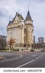 Brussels Belgium landmarks