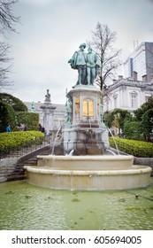 Brussels Belgium parks