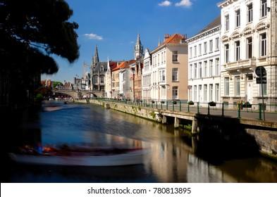 Brussels, Bruges, Belgium World Heritage