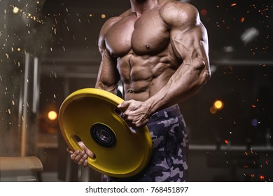 Royalty Free Bodybuilding Stock Images Photos Vectors