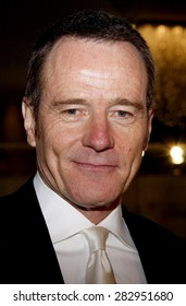 Bryan Cranston at the 13th Annual Art Directors Guild Awards held at the Beverly Hilton hotel in Beverly Hills on February 14, 2009.