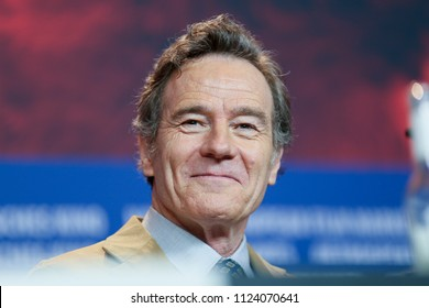 Bryan Cranston applauds during the 'Isle of Dogs' press conference during the 68th Berlinale International Film Festival Berlin at Grand Hyatt Hotel on February 15, 2018 in Berlin, Germany.