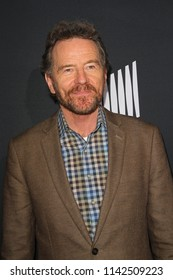 """Bryan Cranston arrives at the AMC's """"Better Call Saul"""" season 4 premiere at the UA Horton Plaza 8 during day 1 of the 2018 SDCC on July 19, 2018 in San Diego, CA."""