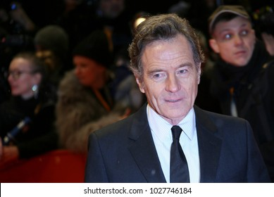 Bryan Cranston  attends the 'Isle of Dogs' premiere during the 68th  International Film Festival Berlin at Palace on February 15, 2018 in Berlin, Germany.