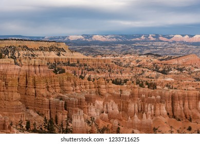 Bryce Canyon National Park scenic view