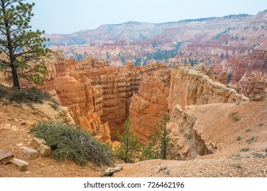 Bryce Canyon National Park in Utah, United States of America.