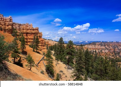 Bryce Canyon Rim Trail