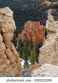 Bryce Canyon: View From Bryce Point