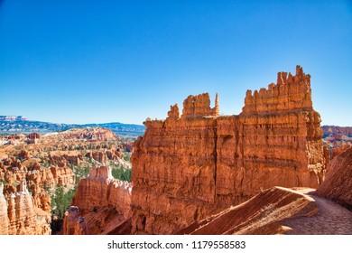Bryce National Park in Utah, USA