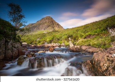 Buachaille Etive Beag, Glencoe, Scotland
