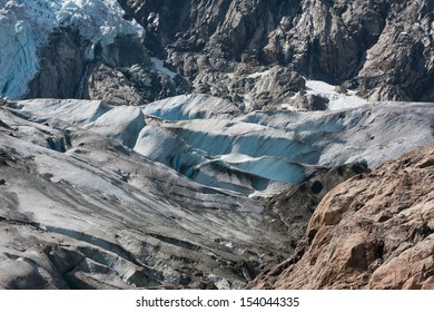 Buarbreen glacier (Folgefonna National Park, Norway)