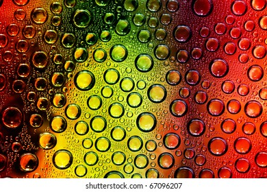 a bubble texture or background - Shutterstock ID 67096207