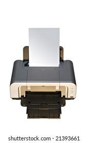 bubblejet color printer