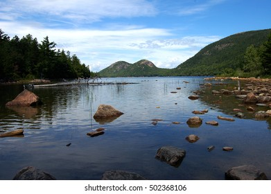 The Bubbles in Acadia National Park in Maine