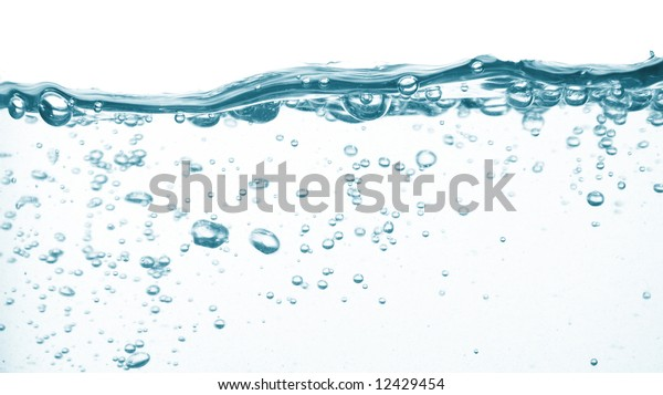 Bubbles, water