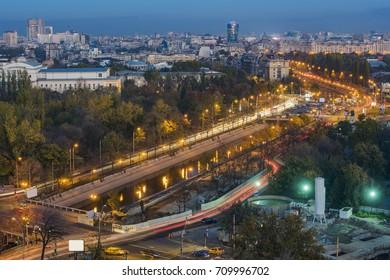 Bucharest - night view