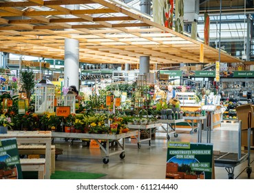 Diy store imgenes pagas y sin cargo y vectores en stock shutterstock bucharest romania apr 1 2016 two senior men buying flowers for garden solutioingenieria