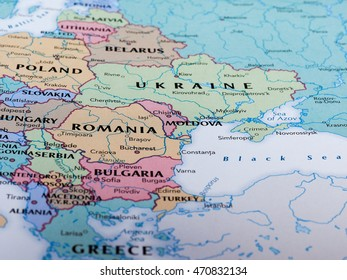 Moldova Map Stock Photos, Images & Photography | Shutterstock