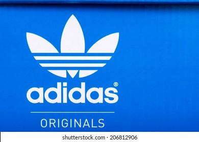 Marcio Matematica Pef  Adidas Originals Logo Images, Stock Photos & Vectors | Shutterstock