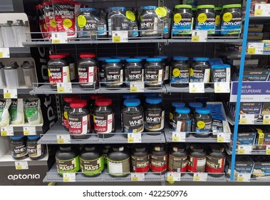 decathlon optimum nutrition