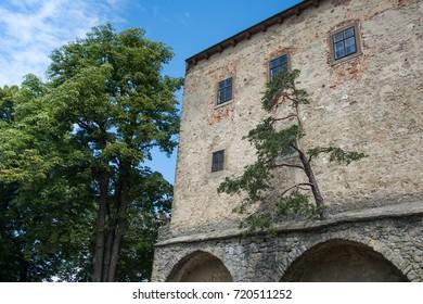 Buchlov Castle, Czech Republic