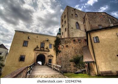 Buchlov castle, Moravia, Czech republic