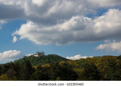 Buchlov is a royal castle standing on a hill of the same name in Chriby nad Buchlovice. The construction period of this castle is estimated at the first half of the 13th century. Czech republic Europe