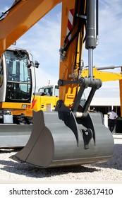 Excavator Spare Parts Images, Stock Photos & Vectors | Shutterstock