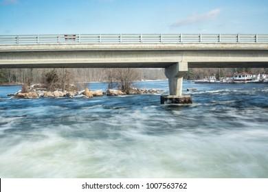 Buckhorn In Winter