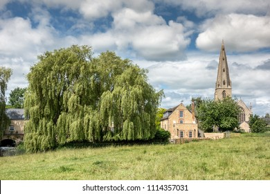 Buckinghamshire town of Olney