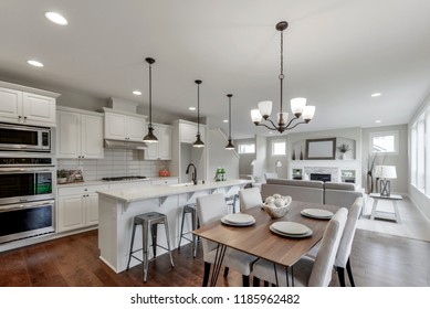 luxury kitchens images stock photos vectors shutterstock