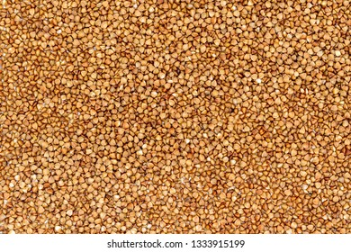 Buckwheat texture, background