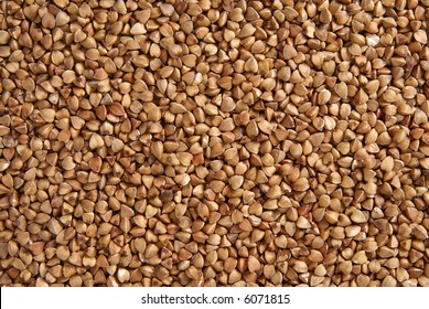 Buckwheats texture