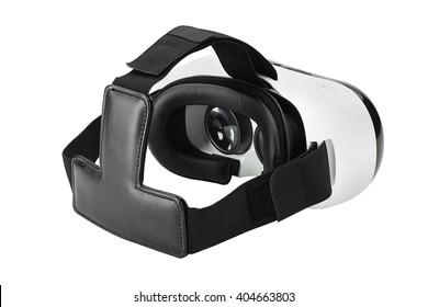 Bucuresti, Romania - Apr 9, 2016:Virtual Reality Glasses - Editorial