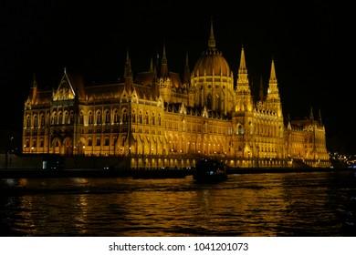 Budapest City Hungary