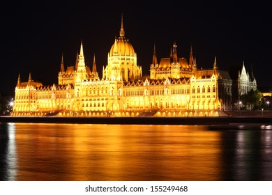 Budapest - Hungarian parliament
