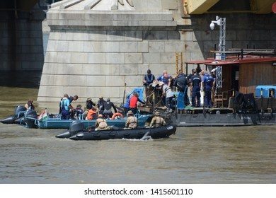 Danube Boat Budapest Images, Stock Photos & Vectors