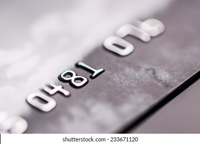 BUDAPEST, HUNGARY - NOV 24: Illustrative editorial photo of credit cards with touch free paypass technology on 24 November 2014 in Budapest, Hungary