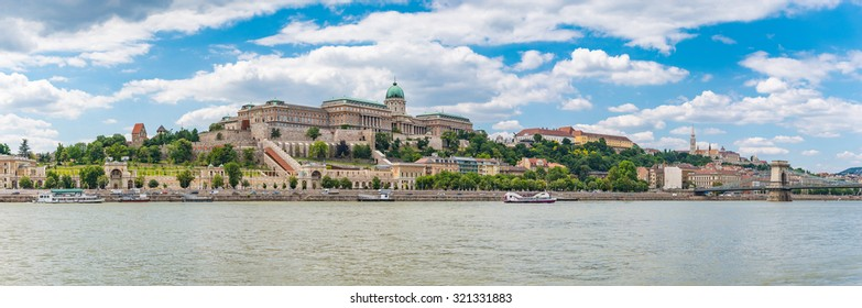 Budapest Hungary, panorama city skyline