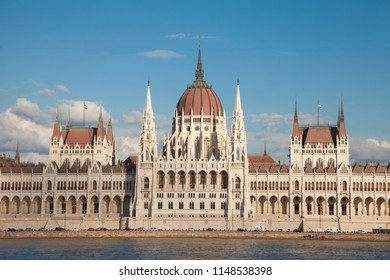 Budapest Parliament in Hungary