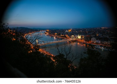 Budapest from the top