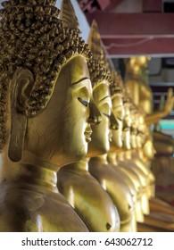 Buddha Chinarat.Antique values