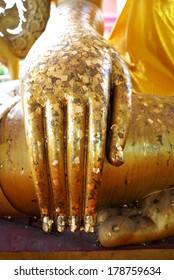 Buddha hand in Thailand