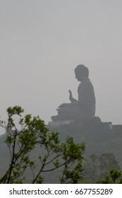 Buddha in Hong Kong