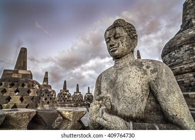 Buddha image in Java