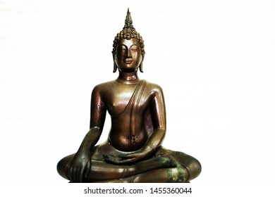 A Buddha image in Thailand typically refers metal