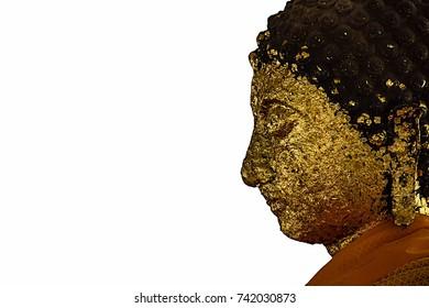 Buddha isolated